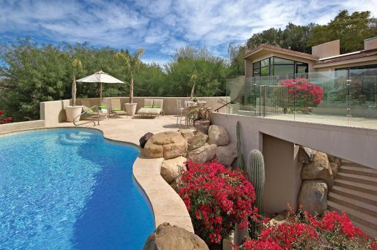 Paradise Valley, Arizona: Casa Pool