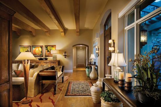 Paradise Valley, Arizona: Casa Foyer