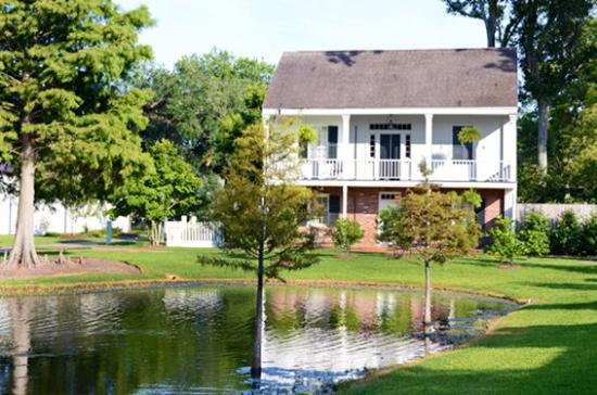 Nottoway Plantation Resort: Overseers Cottage