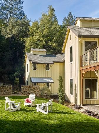 Forestville, CA: Farmhouse Inn