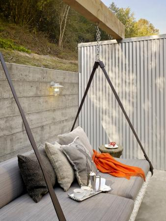 Forestville, Califórnia: Outdoor Lounge
