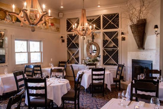 Forestville, Californien: The Farmhouse Restaurant