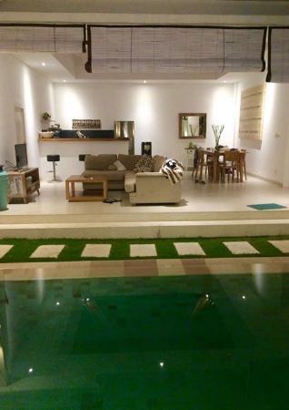 Villa Leda, Home Sweet Home