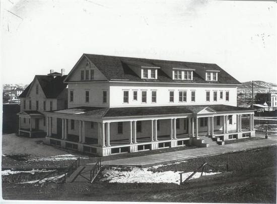 Three Forks, MT : Historic