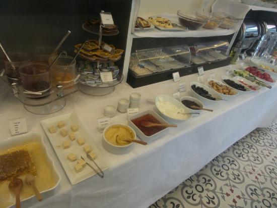 Hotellino Istanbul: Desayuno
