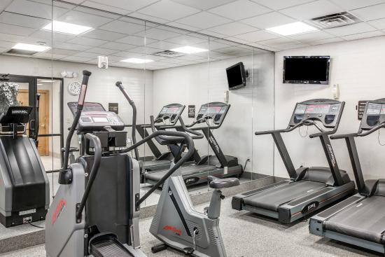 Monroe, MI: Fitness center