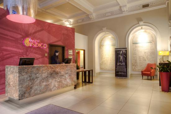 Hotel Indigo Glasgow: Our friendly team will help you to make the most of your visit