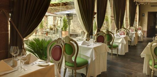 Aranwa Cusco Boutique Hotel: Restaurant