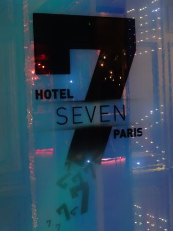 Seven Hotel Paris Φωτογραφία