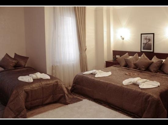 Sultanahmet Cesme Hotel: Standard Triple Room