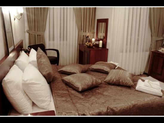 Sultanahmet Cesme Hotel: Deluxe Room Sea View
