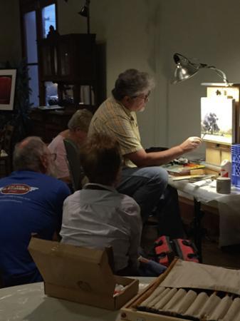 Hallettsville, Teksas: Art Classes by Michael Windberg!