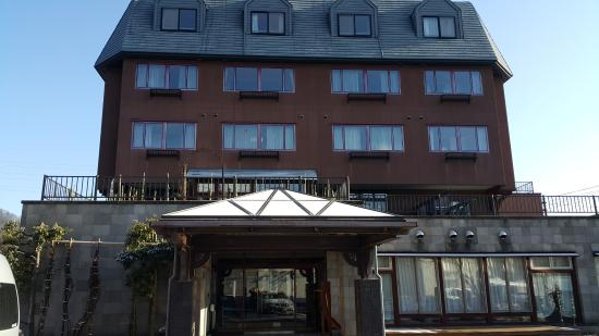 Hakuba Hotel Ougiya Photo