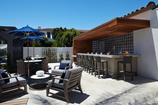 Ojai, CA: Indigo Pool Bar