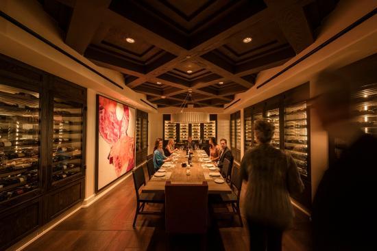 Ojai, CA: Olivella Wine Room