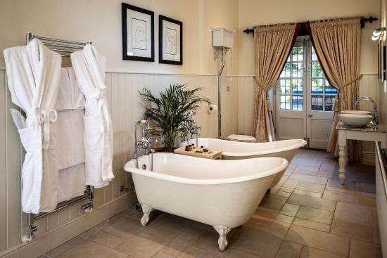 Lower Slaughter, UK: Garden Suite Room