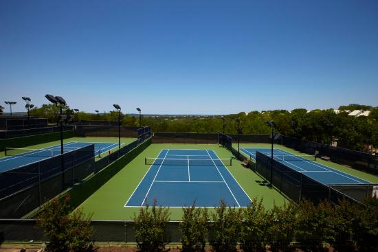 Lakeway Resort and Spa: Nearby Tennis Courts
