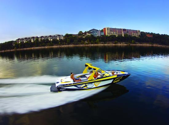 Lakeway Resort and Spa: Lake Travis