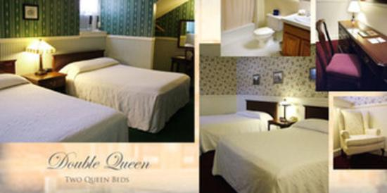 Copper Queen Hotel: Doublequeen
