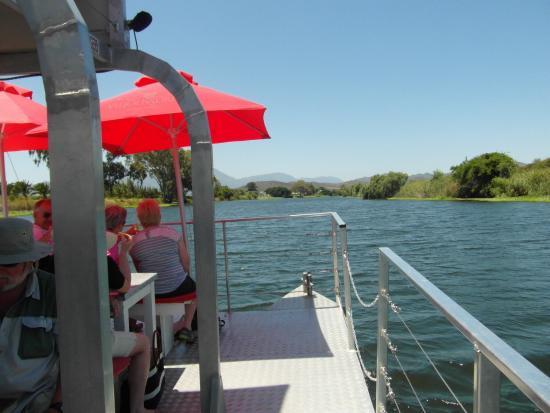 Rosendal Winery & Wellness Retreat: Boat Trip