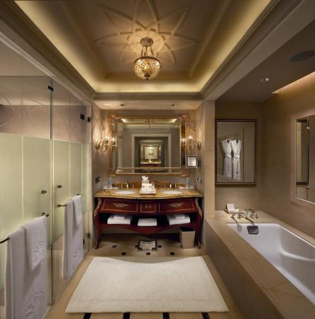 Royal premiere room bathroom picture of the leela palace new delhi new delhi tripadvisor Premiere bathroom design reviews