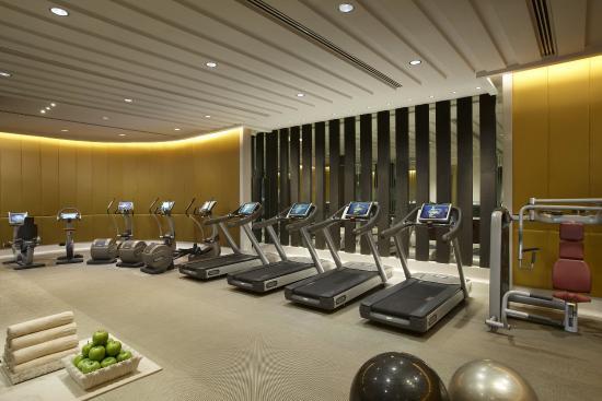 The Leela Palace New Delhi: The Spa By ESPA Gym