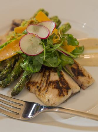 Big Spring, TX: Settles Grill - Grilled River Trout
