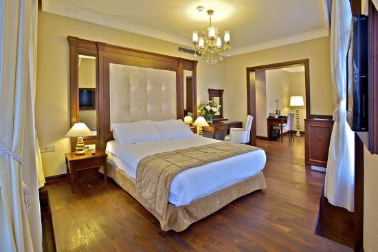 Atik Palas Hotel: Suit Room