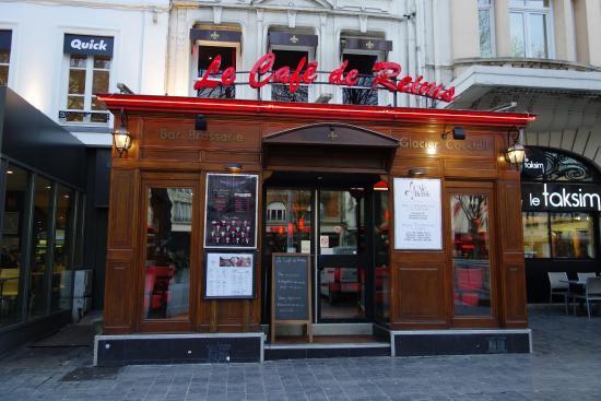 Le Grand Cafe Reims Tripadvisor