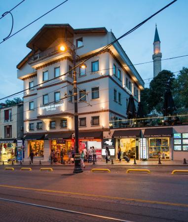 Photo of Boutique St Sophia Hotel Istanbul