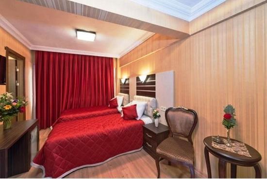 Al Sinno Hotel: Superior Double or Twin Room