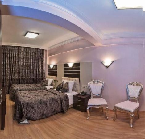 Al Sinno Hotel: Standard Double Room