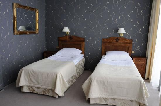 Gniezno, Πολωνία: Twin room