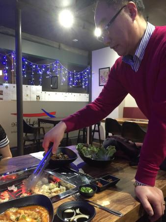 Beeston, UK: Fantastic food and helpful staff