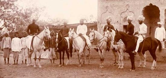 Alsisar, India: Historic