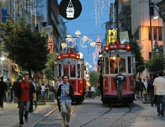 Taksim Istanbul Apart: Place Area