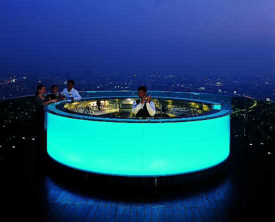 lebua at State Tower: Bar - Sky Bar