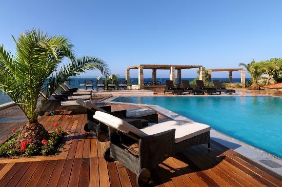 Out of the Blue Capsis Elite Resort: Safran Pool Restaurant Bar