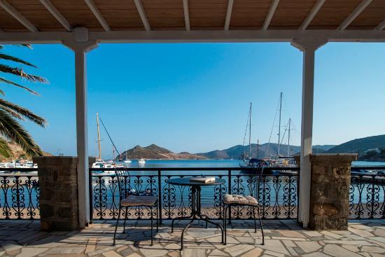 Silver Beach Hotel: The view - Silver Beach
