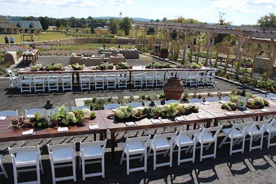 Middleburg, فيرجينيا: Garden Event