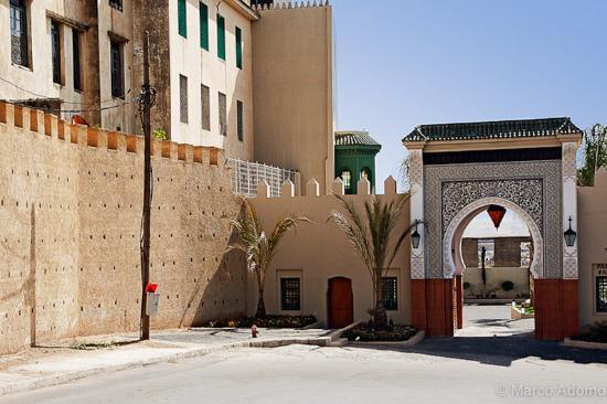 Palais Faraj Suites & Spa: Palais Faraj Entrance