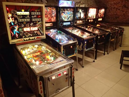 Krakow Pinball Museum