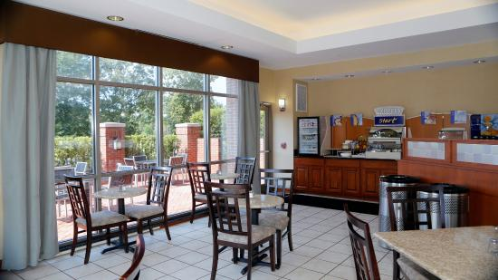 Leland, Carolina del Norte: Breakfast Area