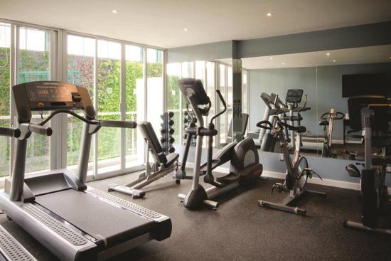 Pennsylvania Suites: Fitness Center