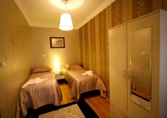 Lyon Apart Hotel: Double Room