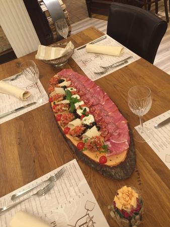 Burgdorf, Szwajcaria: Restaurant Piazzetta