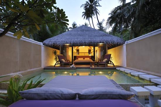 Coco Bodu Hithi : Island Villa Private Pool