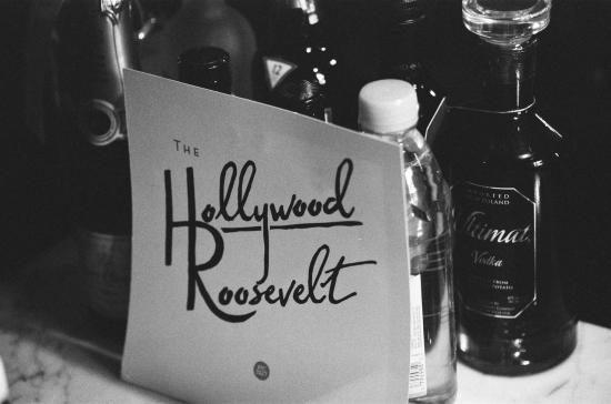 The Hollywood Roosevelt: Bar