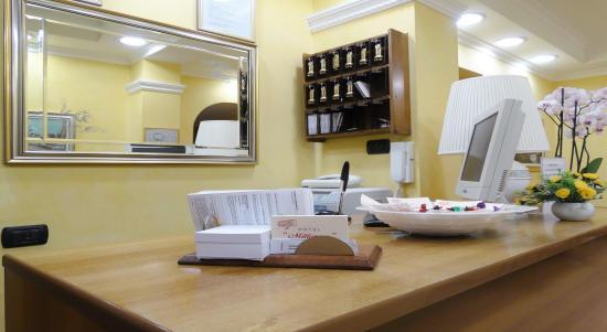 Hotel millerose rome italie voir les tarifs 12 avis for Hotel mille rose roma