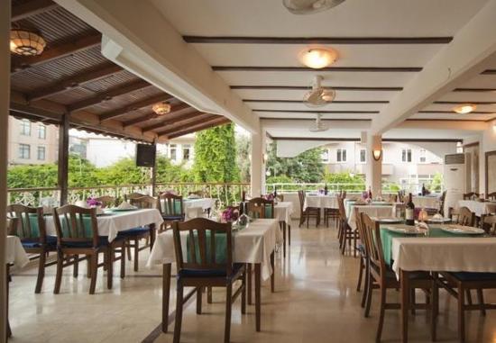 Angel's Suites Marmaris : Restaurant